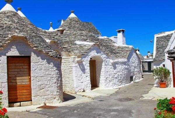 Trulli, Alberobello - Puglia